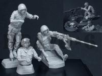U.S. Marine Tank Crew NAM (Vista 8)