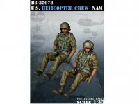 U.S. Helicopter Crew Vietnam (Vista 3)