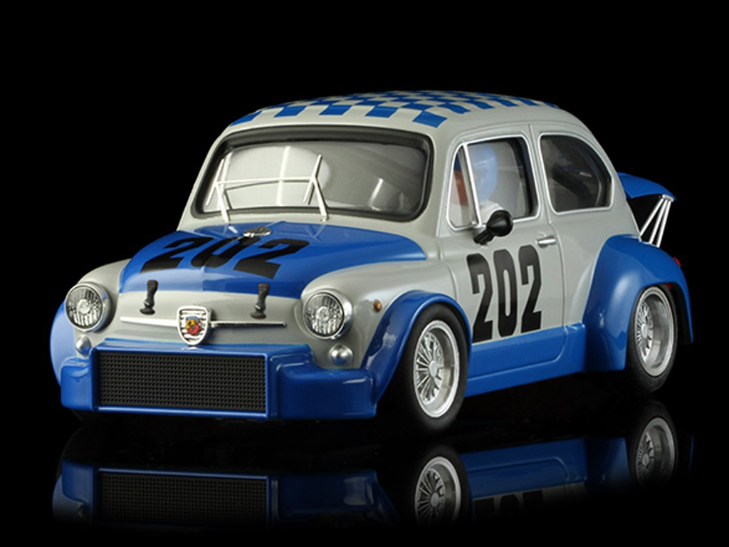 Fiat Abarth 1000TCR  (Vista 2)