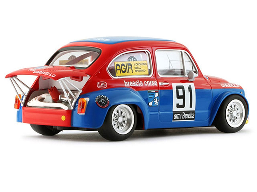 Fiat Abarth 1000TCR  (Vista 2)