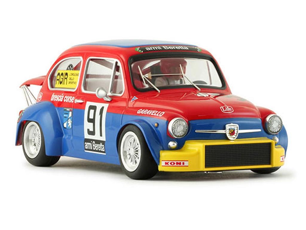 Fiat Abarth 1000TCR  (Vista 3)