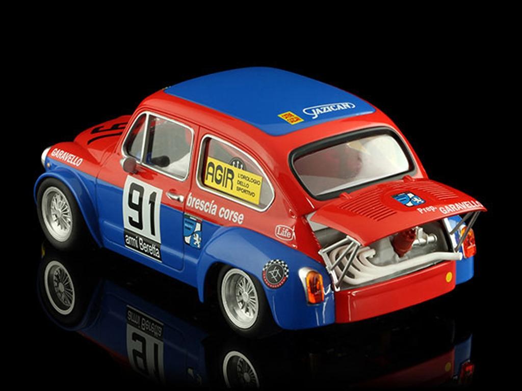 Fiat Abarth 1000TCR  (Vista 4)