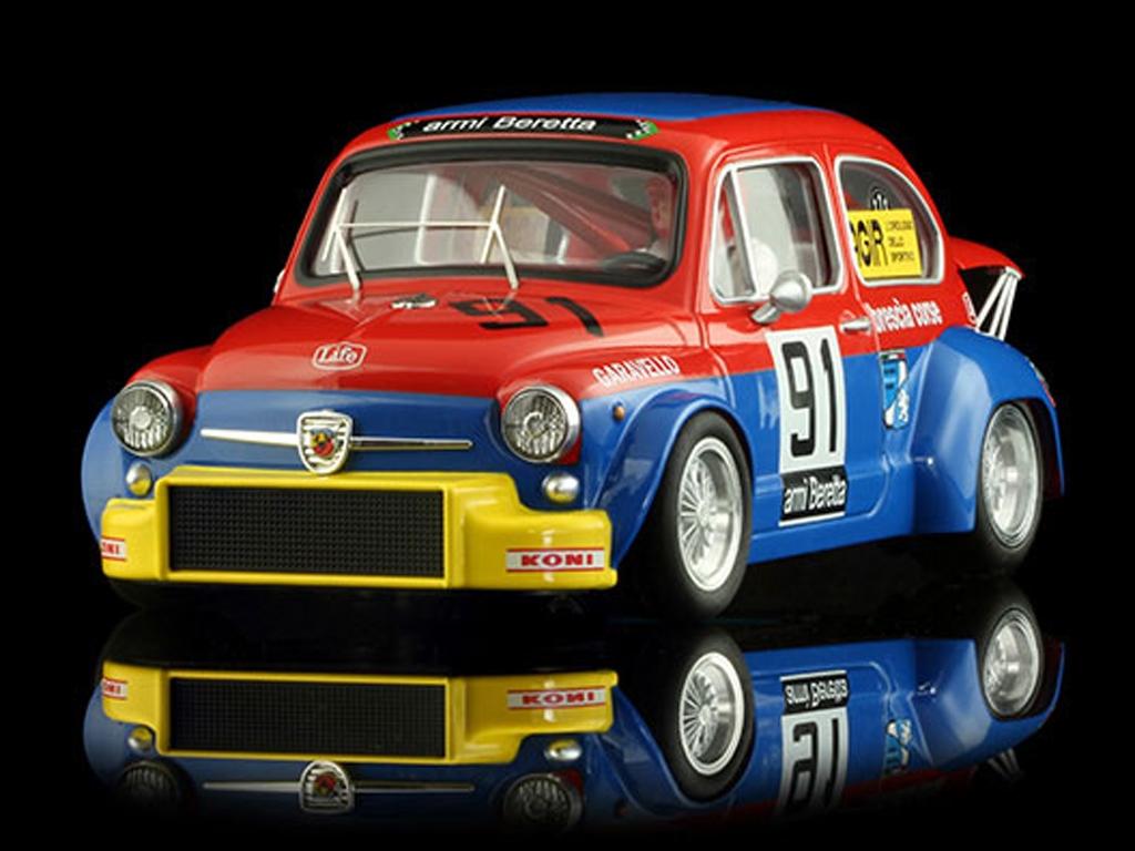 Fiat Abarth 1000TCR  (Vista 5)