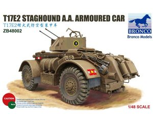 T17E2 Staghound A.A.  (Vista 1)