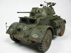 T17E1 Staghound Mk. I Late Production