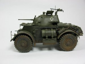 T17E1 Staghound Mk. I Late Production  (Vista 3)