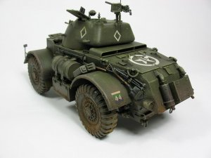 T17E1 Staghound Mk. I Late Production  (Vista 4)