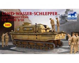 Land Wasser Schlepper - Ref.: BRON-CB35020