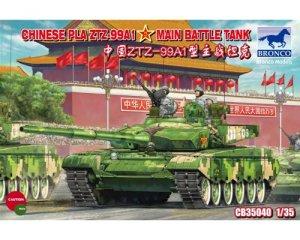 Chinese PLA ZTZ99A1 MBT  (Vista 1)