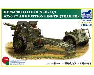QF 25pdr Field Gun Mk. II/I  (Vista 1)