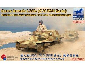 Carro Armato L35/c  (Vista 1)