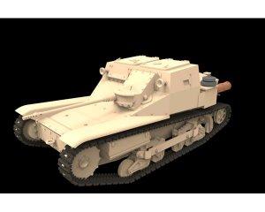 Carro Armato L35/c  (Vista 2)