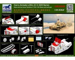 Carro Armato L35/c  (Vista 4)