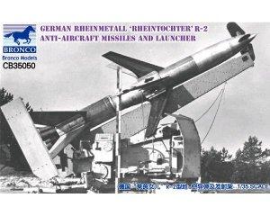 German Rheinmetall Rheintochter R-2  (Vista 1)