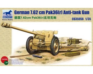 German 76.2mm Pak36(r) Anti-Tank Gun   (Vista 1)