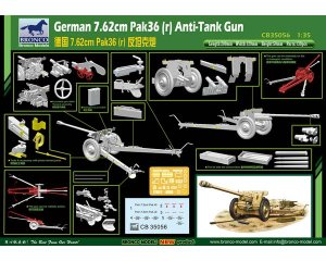German 76.2mm Pak36(r) Anti-Tank Gun   (Vista 2)