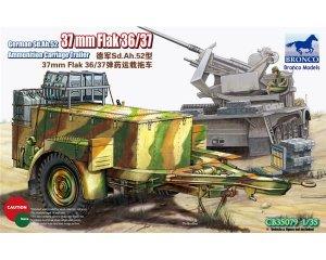 Remolque alemán portamuniciones   (Vista 1)