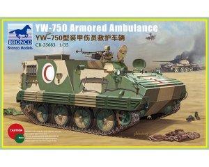 YW-750 Armored Ambulance Vehicle   (Vista 1)