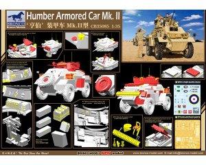 Humber Armoured Car Mk. II  (Vista 2)