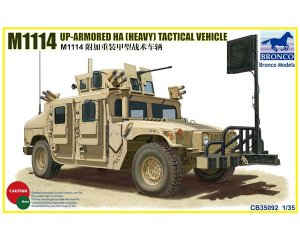 M1114 Up-Armoured HA(heavy) Tactical Veh  (Vista 1)