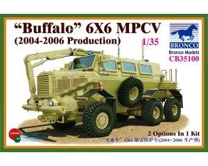 Blindado USA Bufalo MPCV  - Ref.: BRON-CB35100