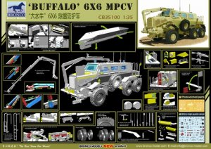 Blindado USA Bufalo MPCV   (Vista 3)