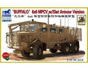 Buffalo MPCV w/Grill Armor  (Vista 1)