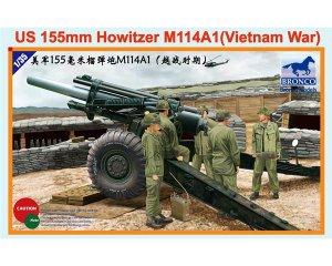 US 155mm Howitzer M114A1   (Vista 1)