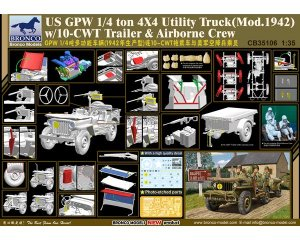 Jeep Willys con dotación   (Vista 2)