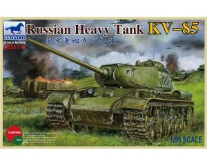 Russian Heavy Tank KV-85  (Vista 1)