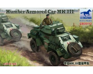 Humber Armored Car MK.III  (Vista 1)