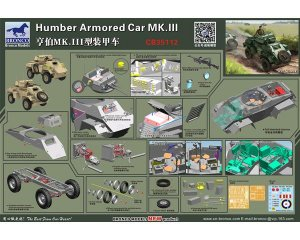 Humber Armored Car MK.III  (Vista 5)