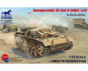 Sturmgeschütz III Ausf D  (Vista 1)