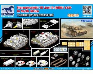 Sturmgeschütz III Ausf D  (Vista 2)
