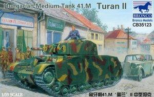 Hungarian Medium Tank 41.M Turan II  (Vista 1)