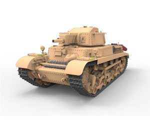 Hungarian Medium Tank 41.M Turan II  (Vista 4)