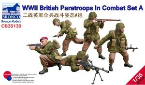 Paracaidistas Britanicos WWII - Ref.: BRON-CB35130