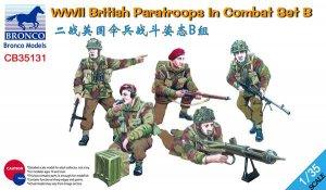 Paracaidistas Britanicos WWII  (Vista 1)