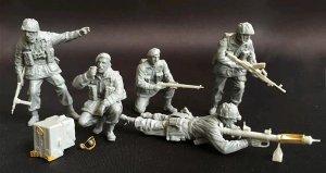 Paracaidistas Britanicos WWII  (Vista 2)