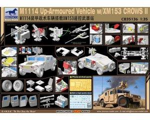 M1114 Vehiculo blindado   (Vista 2)