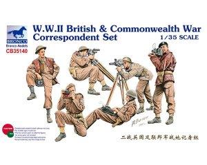 British & Commonwealth War Correspondent  (Vista 1)