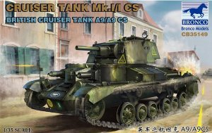 Cruiser Tank Mk.I/I CS British Cruiser T  (Vista 1)