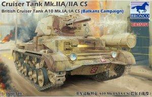 Cruiser Tank Mk.IIA/IIA CS A10 Mk.IA/IA   (Vista 1)