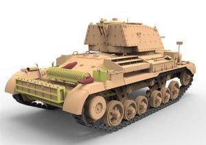 Cruiser Tank Mk.IIA/IIA CS A10 Mk.IA/IA   (Vista 3)