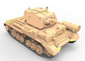 Cruiser Tank Mk.IIA/IIA CS A10 Mk.IA/IA   (Vista 4)