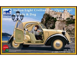 Italian Light Civilian Car  (Vista 1)
