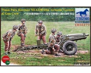 75mm Pack Howitzer M1A1   (Vista 1)