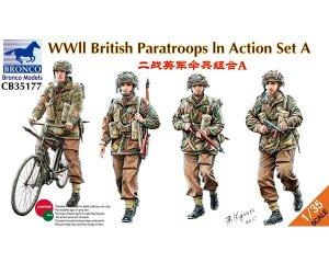 Paracaidistas Britanicos Set A  (Vista 1)