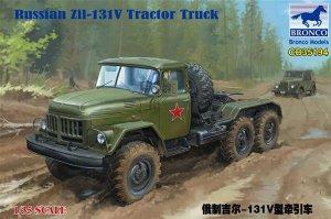 Russian Zil-131V Tractor Truck  (Vista 1)
