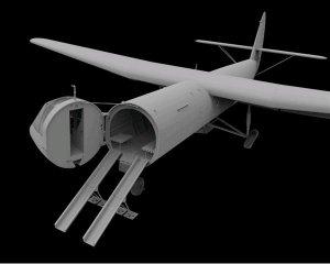 Airspeed A.S.58 Horsa Glider Mk.II  (Vista 2)